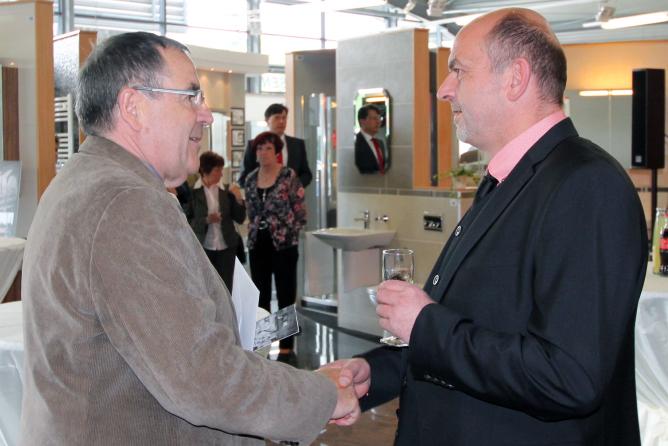Fliesen Heidrich GmbH feiert Geburtstag