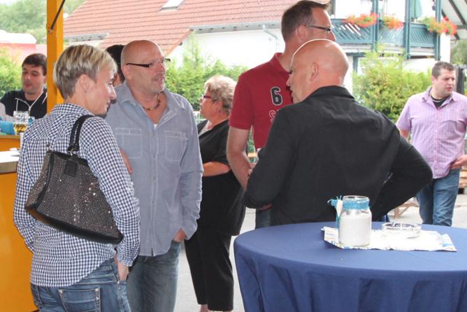 Sommerfest am Samstag 16.08.2014